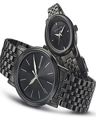 Sonata Analog Watch for Couple