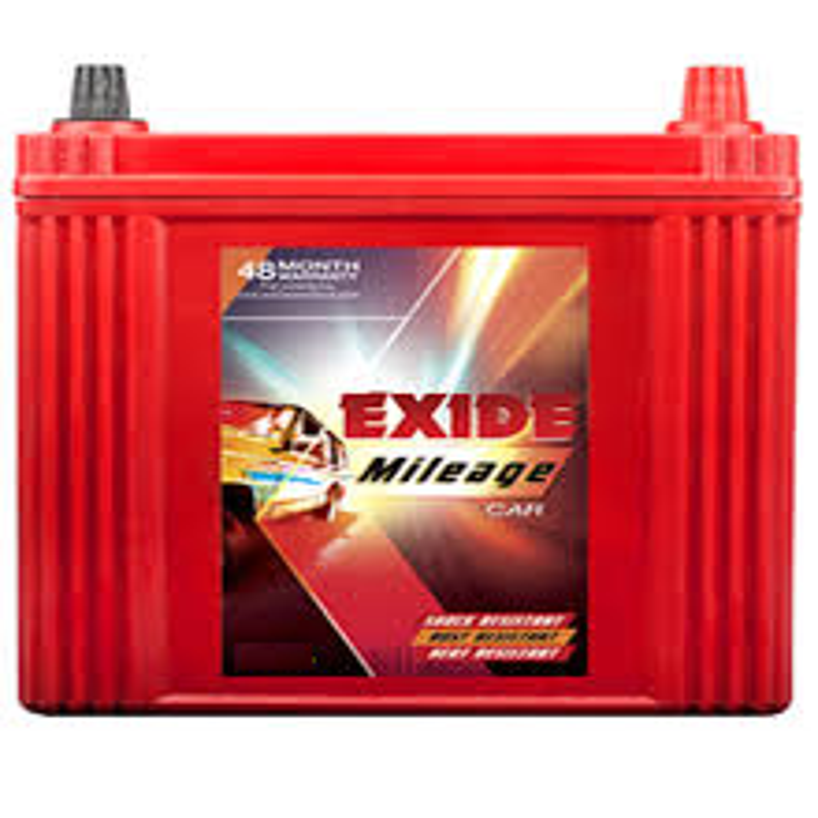 Exide Car Battery >> Exide Mileage Ml38b20l Car Battery
