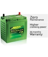 Amaron Go 105D31L Car Battery 85Ah Car Battery Naveen Shahdara
