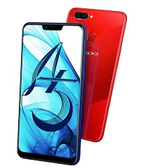 Oppo A5 4GB 64Gb Mobile phone