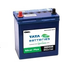Exide, Amaron Car Battery for Maruti Suzuki Alto 800 Petrol/CNG on