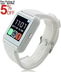 Digital Jelly Super Slim LED Watch