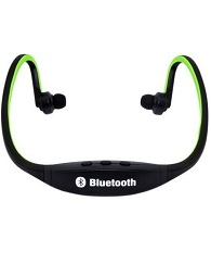 Bluetooth Headphones With Mic & SD Card Slot BS19C