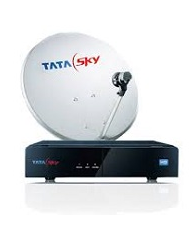 Book Online Tata Sky SD DTH Connection