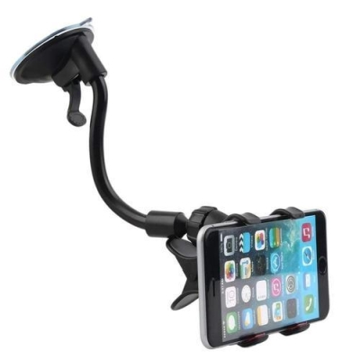 Universal Car Mobile Stand with Flexible Tube