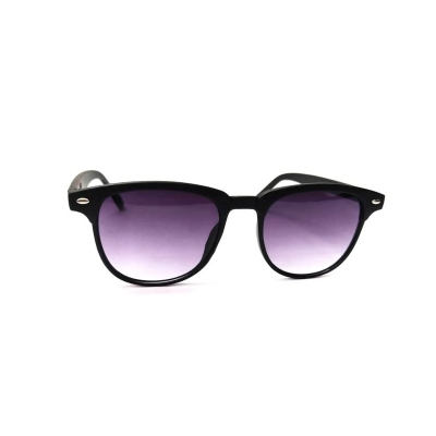 Mirrored Unisex Square K45 Purple Lens Sunglasses