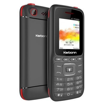 Karbonn K7 Power Dual Sim 2700 mAh Marathon Battery 32GB Expandable
