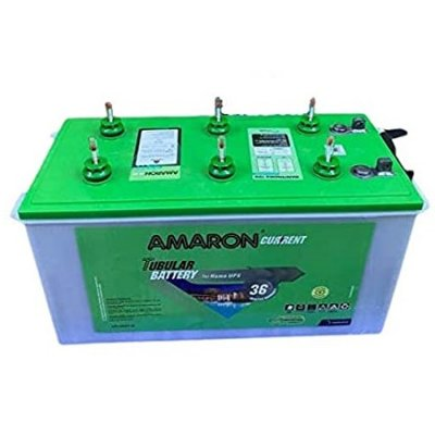Amaron Current 135AH Tubular Inverter Battery