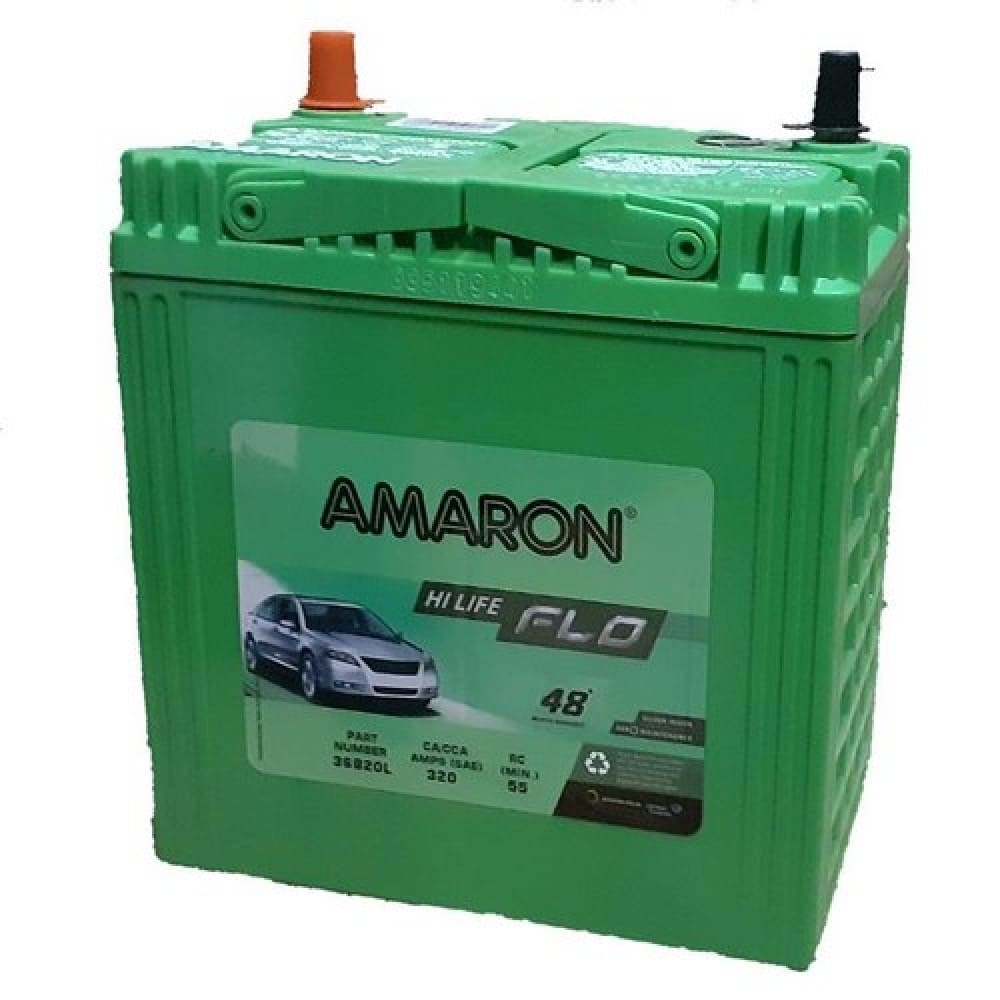 Amaron Flo 35AH Car Battery