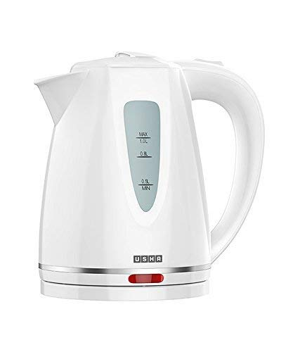 Usha Electric Kettle 1 L 1200 Watt White